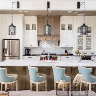 75 Beautiful Beach Kitchen Ideas, Pictures, & Design Ideas ...