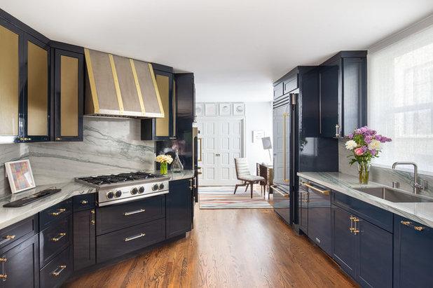 Kitchen by David  Duncan Livingston