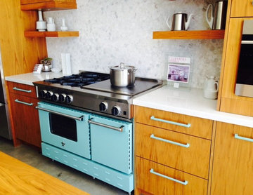 "BlueStar 48"" Range with 24"" French Top and 4 Burners"