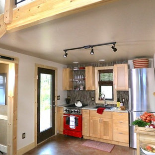 BlueStar Featured in Tiny House Nation in a home that's only 500 sq. feet!