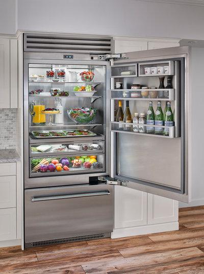 コンテンポラリー キッチン by Monark Premium Appliance