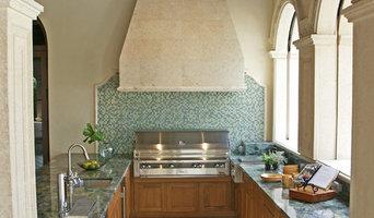 Boca Estate, Indoor and Outdoor Kitchen