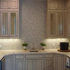 Traditional Kitchen by Brandon Craft Developments, LLC