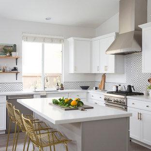 Bohemian Elegance Kitchen Remodel