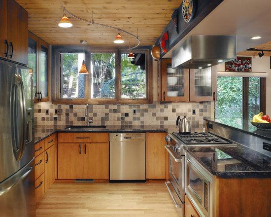 Lighting Tracks For Kitchens kitchen track lighting | houzz