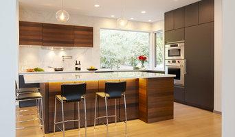 Bold Modern Kitchen