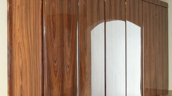 Bolivian Rosewood Cabinets