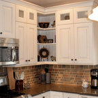 Slate In Style Farmhouse Kitchen Boston By Art Of