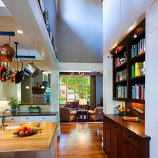 Craftsman Kitchen by Locati Architects