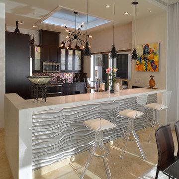 Bonita Springs 25th floor Kitchen Remodel