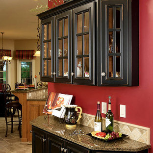 Bonus Bar Cabinets: Custom Wood Products