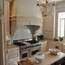 Mediterranean Kitchen by Booe Building & Remodeling