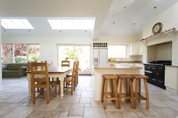 Kitchen tour a large and light open plan kitchen diner in for Kitchen design 6m x 3m