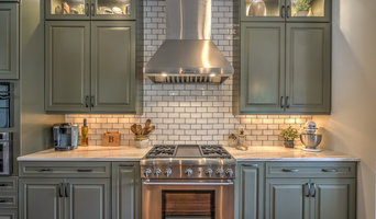 Borden Residence Kitchen