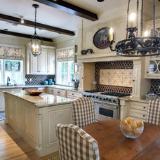 Traditional Kitchen by Stillwater Builders