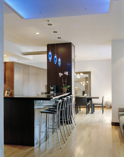 Contemporary Kitchen by Eck | MacNeely Architects inc.
