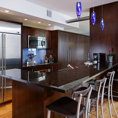 modern kitchen by Eck | MacNeely Architects inc.