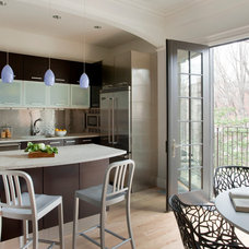 Contemporary Kitchen by kelly mcguill home