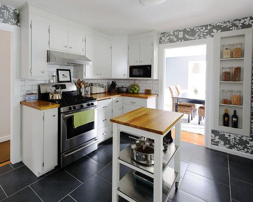 SaveEmail. Black Tile Floor Design Ideas   Remodel Pictures   Houzz