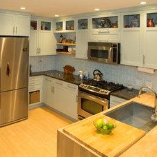 Transitional Kitchen by Joseph F. Yencho, Design/Builder