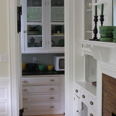 Traditional Kitchen by Landmark Services Inc