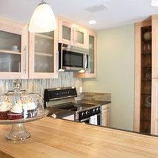 Kitchen Boston SouthEnd  Condo Kitchen