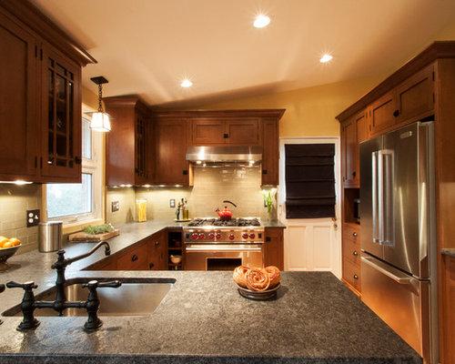 Steel Grey Granite Home Design Ideas Pictures Remodel