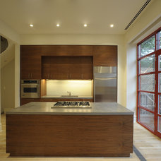 Modern Kitchen by valerie pasquiou interiors + design, inc