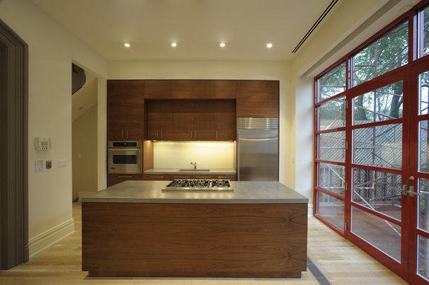 Modern Kitchen by valerie pasquiou interiors + design, inc
