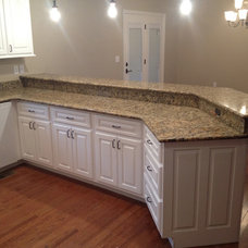 Traditional Kitchen by Prime Innovations LLC