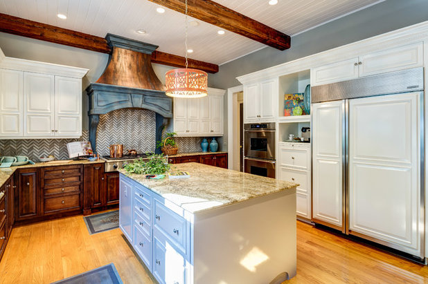 Traditional Kitchen by Robin LaMonte/Rooms Revamped