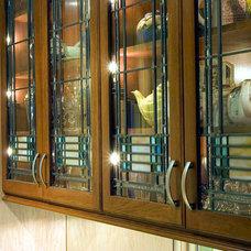 Contemporary Kitchen by Domicile Designs San Francisco