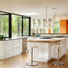 traditional kitchen by Melton Design Build