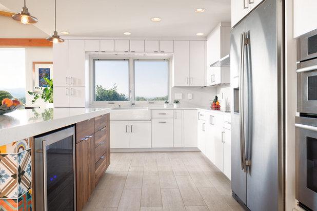 Contemporary Kitchen by Melton Design Build
