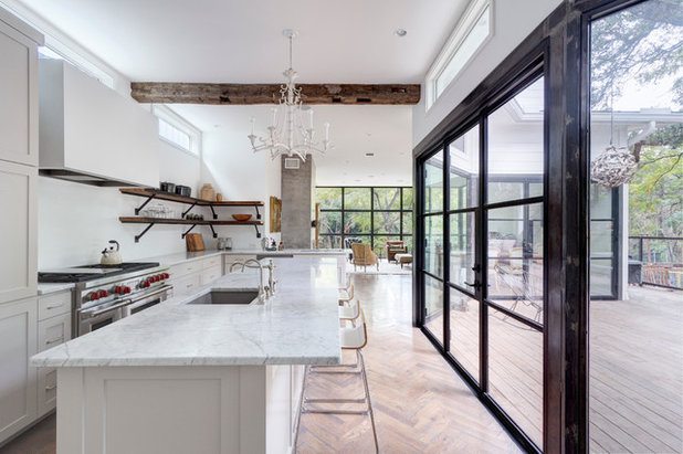 Contemporary Kitchen by Restructure Studio