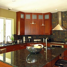 Contemporary Kitchen by Centorbi Cabinetry