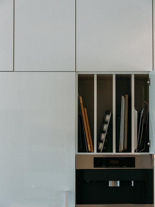 Houston Kitchen Design Ideas Renovations Photos With Stainless Steel Worktops