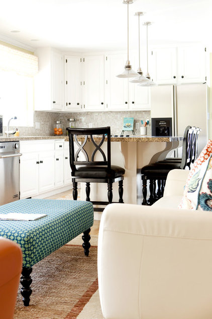 Eclectic Kitchen by Caitlin Wilson