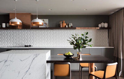 Room of the Week: An Apartment Kitchen Gets a Sensational Re-Fit