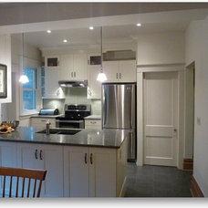 Traditional Kitchen by Dalton Distinctive Renovations