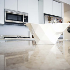 Modern Kitchen by Chris A. Dorsey Photography
