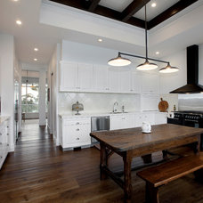Farmhouse Kitchen by Vibe Design Group