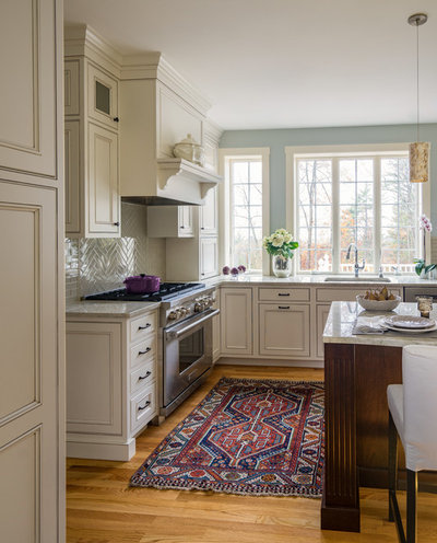 Kitchen of the week traditional room brightens up workwithnaturefo
