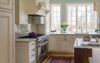 Kitchen of the Week: Traditional Room Brightens Up