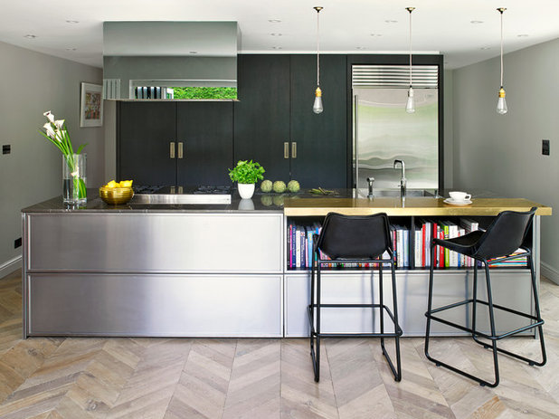 Contemporary Kitchen by MATRIX DESIGN