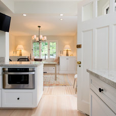 Traditional Kitchen by Michaelson Homes LLC