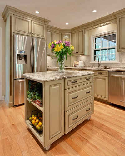 American Traditional Kitchen by Turan Designs, Inc.