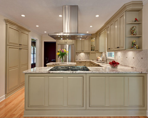 Kraftmaid Mushroom Color Cabinets Home Design Ideas, Pictures, Remodel and Decor