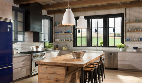 Data Watch: Top Layouts and Styles in Kitchen Renovations