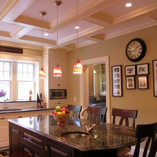 Traditional Kitchen by Michael McCloskey Design Group